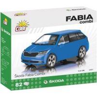 Cobi Škoda Fabia combi model 2019