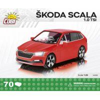 Cobi Škoda Scala 1.0 TSI 1:35 2