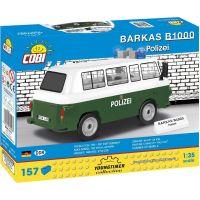 Cobi Youngtimer Barkas B1000 Polizei 3
