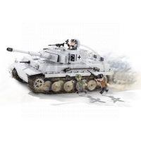 COBI 2462 - II. světová válka Tank TIGER ausf. E 3