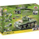 Cobi 2464 Malá armáda M4A1 Sherman 2