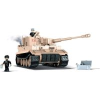Cobi 2519 Malá armáda II. světová válka Tiger I nr 131