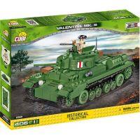 Cobi 2521 Malá armáda II. světová válka Infantry Tank Mk. III Valentine