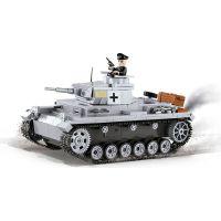 Cobi 2523 Malá armáda II. svetová vojna Panzer III Ausf E - Poškodený obal 2