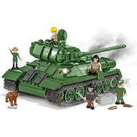 Cobi II. světová válka T-34-85 Rudy 102