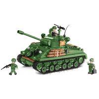 Cobi 2533 II. světová válka M4A3E8 Sherman Easy Eight EE