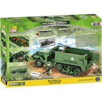 Cobi 2536 Malá armáda II. svetová vojna M3 Half-Track 6