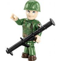 Cobi 2536 Malá armáda II. svetová vojna M3 Half-Track 4