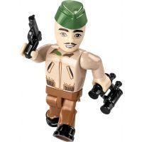 Cobi 2536 Malá armáda II. svetová vojna M3 Half-Track 5