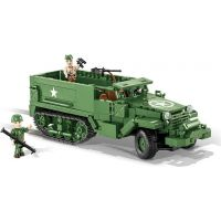 Cobi 2536 Malá armáda II. svetová vojna M3 Half-Track 3