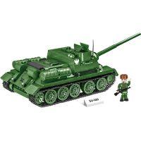 Cobi 2541 Malá armáda II. svetová vojna SU 100
