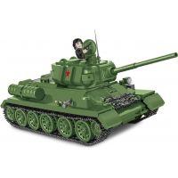 Cobi 2542 Malá armáda II. svetová vojna T-34-85