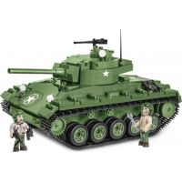 Cobi 2543 Malá armáda II. světová válka M24 Chaffee