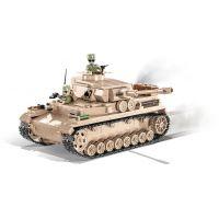 Cobi II. světová válka Panzer IV Ausf G DAK 2