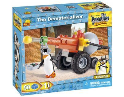 Cobi Tučňáci z Madagaskaru 26050 Dematerializer