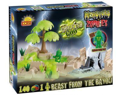 Cobi Monsters vs Zombies 28140 Příšera z bažin