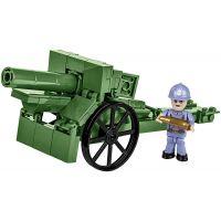 Cobi 2981 Malá armáda 155 mm Field Howitzer 1917