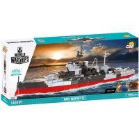 Cobi 3082 Malá armáda I. světová válka HMS Warspite 1:300