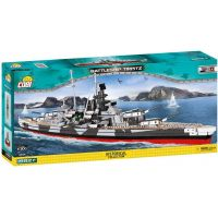 Cobi 4809 Small Army II. světová válka Bitevník Tirpitz 1:300