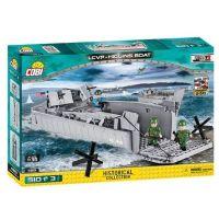 Cobi Malá armáda D-DAY LCVP Higgins Boat
