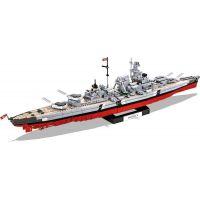 Cobi II. světová válka Bitevník Bismarck 1:300