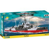 Cobi 4820 Malá armáda II. svetová vojna HMS Warspite 1: 300 2