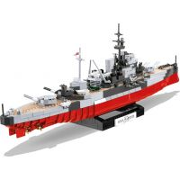 Cobi 4820 Malá armáda II. světová válka HMS Warspite 1:300