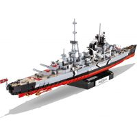 Cobi 4823 Malá armáda II. svetová vojna Prinz Eugen 1: 300