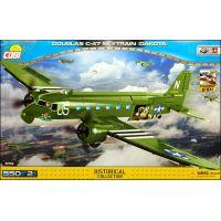 Cobi 5701 Malá armáda II. světová válka Douglas C-47 Skytrain Dakota - Poškozený obal 3