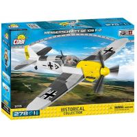 Cobi 5715 II. světová válka Messerschmitt BF 109 2