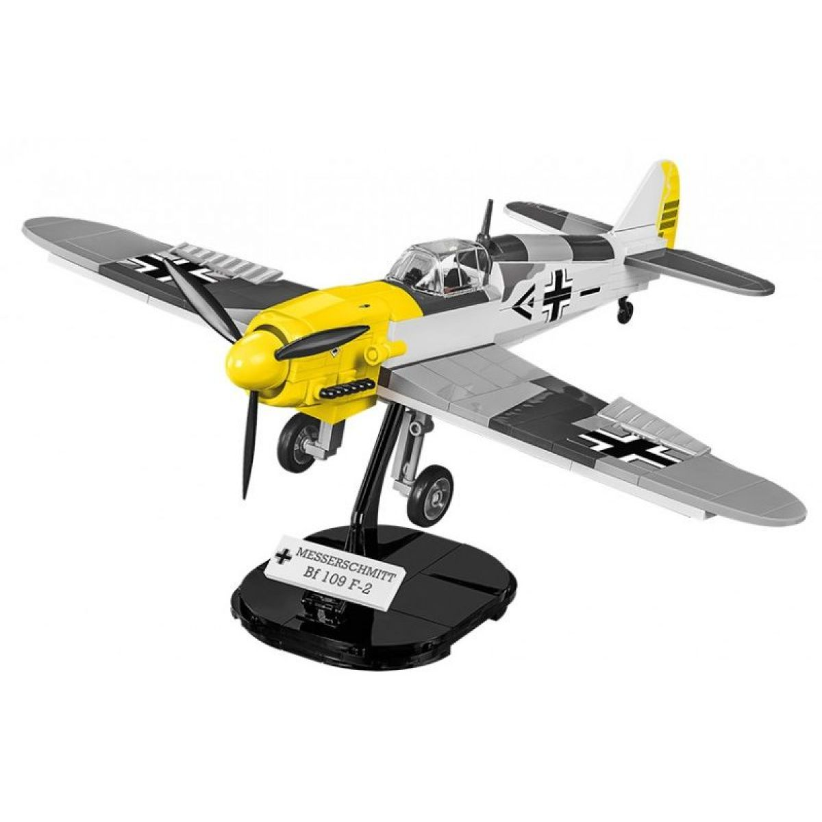 Cobi 5715 II. světová válka Messerschmitt BF 109