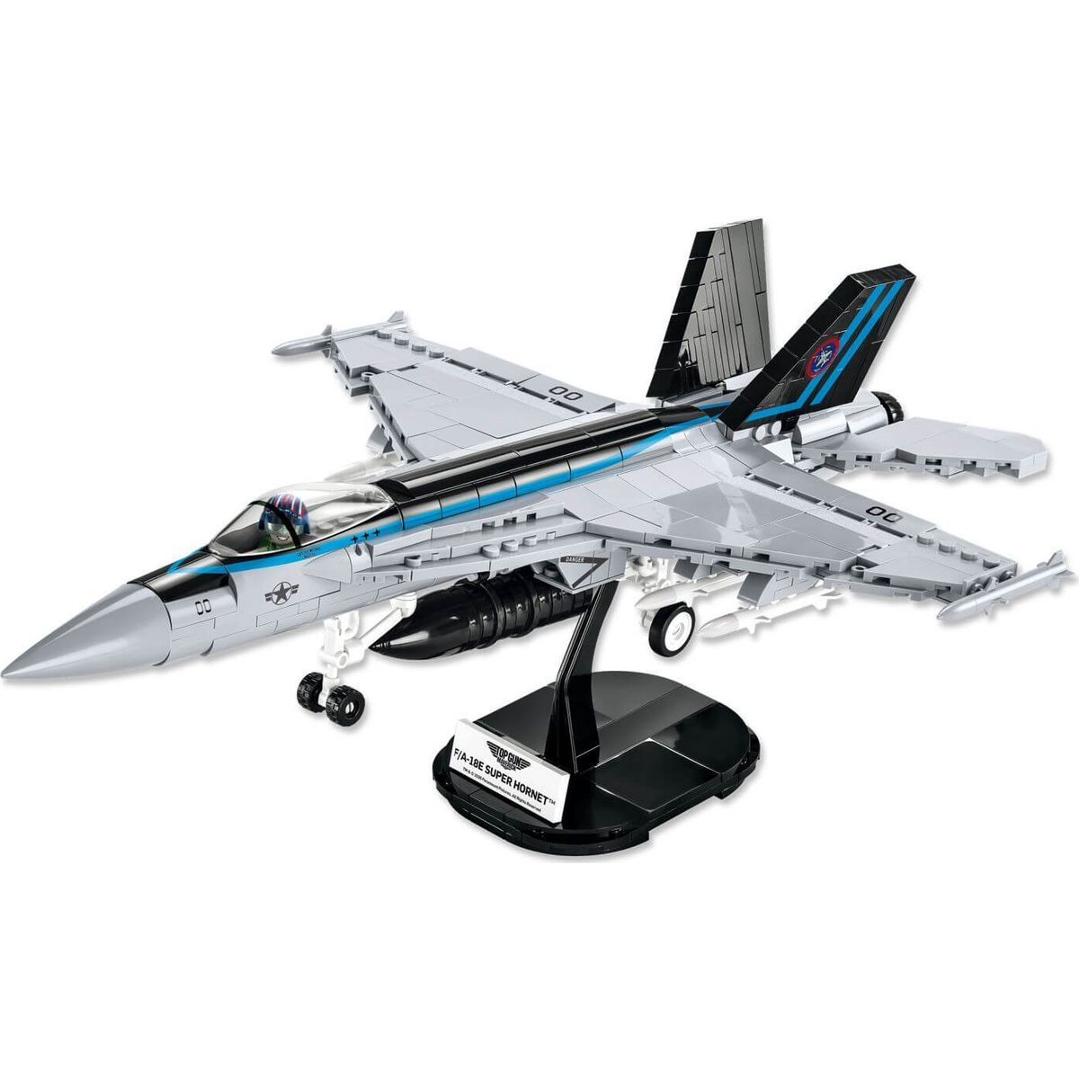 Cobi 5805 Top Gun FA-18E Super Hornet 1:48