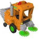 COBI 6241 - Smeťáci TRASH PACK - Zametací auto velké 2
