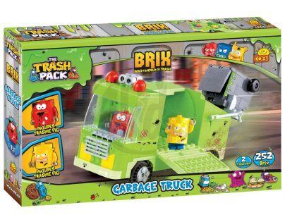COBI 6242 - Smeťáci TRASH PACK - Popelářské auto