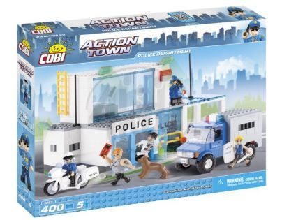 Cobi Action Town 1567 Policie