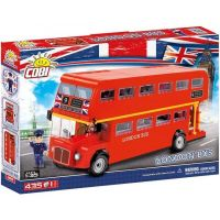 Cobi Action Town 1885 Double Decker autobus