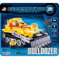 Cobi Electronic 21910 Buldozer