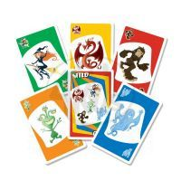 SPINMASTER 94545 - BLAFUJ (Fibber) - zábavná rodinná stolní hra 4
