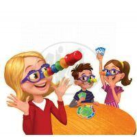 SPINMASTER 94545 - BLAFUJ (Fibber) - zábavná rodinná stolní hra 5
