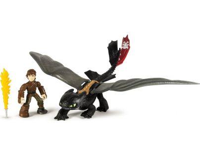 Cobi Jak vycvičit draka Drak a jezdec - Hiccup a Toothless