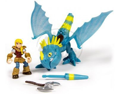 Cobi Jak vycvičit draka drak a bojový stroj - Astrid a Stormfly