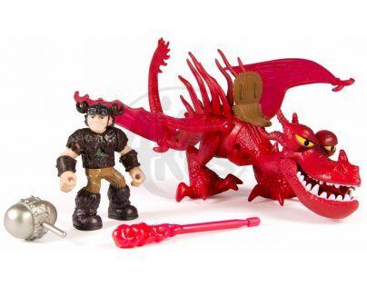 Cobi Jak vycvičit draka drak a bojový stroj - Snotlout a Hookfang