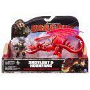 Cobi Jak vycvičit draka drak a bojový stroj - Snotlout a Hookfang 3
