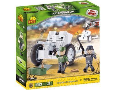 Cobi Malá armáda 2180 Klepadlo Pak 36