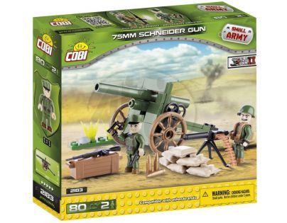 Cobi Malá armáda 2183 Schneider 75 mm
