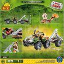 Cobi Malá armáda 2191 ATV s minometem 2