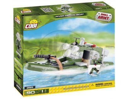 Cobi Malá armáda 2195 Člun hlídky