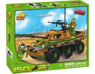 COBI 2306 - Malá armáda - Obrněný transportér SARACEN