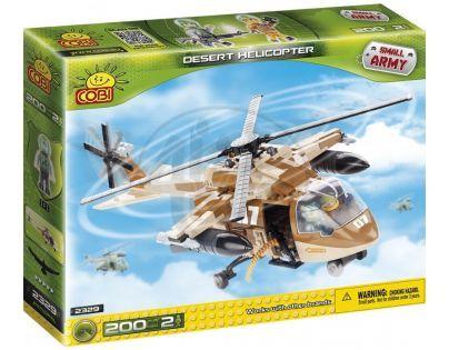 Cobi Malá armáda 2329 Pouštní helikoptéra