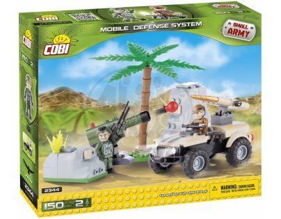 Cobi Malá armáda 2344 Mobilní obranný systém